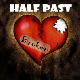 Cover of track Half Past Broken by LessThan3U