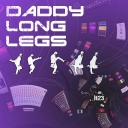 Cover of track daddy long legs by heliotrope