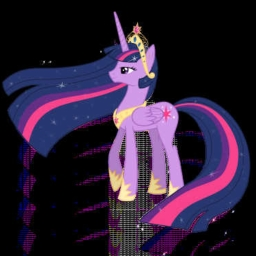 Cover of track Twilight  Sparkle by Umpoora
