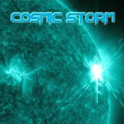Cover of track Cosmic Storm by HelixR