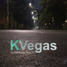 Cover of track Schlaflose Nacht by Karl Vegas