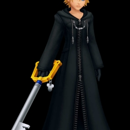 Cover of track Roxas's theme by zexion6