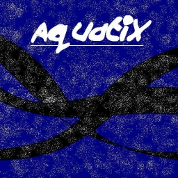 Cover of track Glass Candy by Aquatix