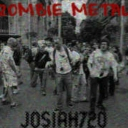 Cover of track + ZOMBIE METAL + by JosiahStudios