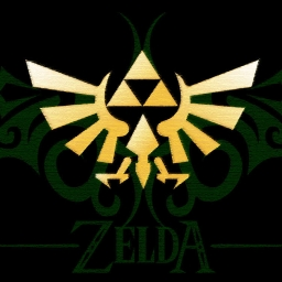 Cover of track zelda by piranff