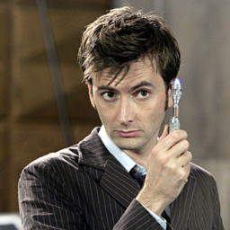 Avatar of user The Doctor