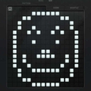 Cover of track The Little Happy Tonematrix ( Reproduced ) by Grinning