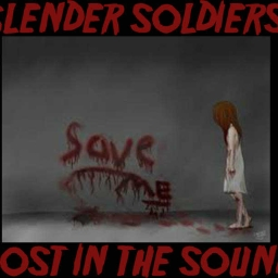 Cover of track angels around us by slender_soldiers