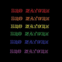 Cover of track Ohia by Bro Nature