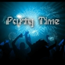 Cover of track Party Time by Dhara691