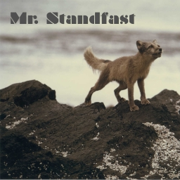 Cover of track said by Mr. Standfast