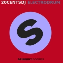 Cover of track electrodrum by 20cents