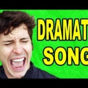 Cover of track Toby Turner - The Dramatic Song (Cover) Drums by ClickZ