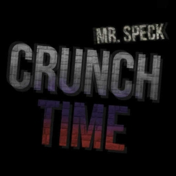 Cover of track Crunch Time by Mr. Speck