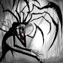 Cover of track Slender Man by KReamanator