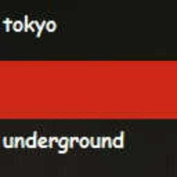 Cover of track tokyo underground by wooteny1445