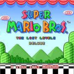 Cover of track Mario lost level by Esosa190