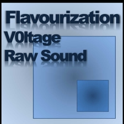 Cover of track Flavourization by V0LTAGE