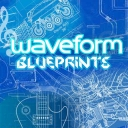 Cover of track Waveform Blueprints Live Mix by Krispy Krome
