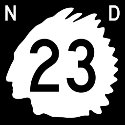 Cover of track North Dakota 23 by Negger
