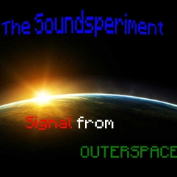 Cover of track Signal from outer space by Mr. Schroedinger