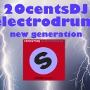 Cover of track electrodrum new generation by 20cents