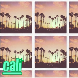 Cover of track Cali by ϟERAPH