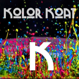 Cover of track Kolor Koat - Kolor Koat by KolorKoat