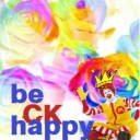 Cover of track be happy ... CK by fontana