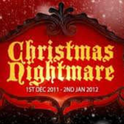 Cover of track nightmare at christmas time by NIGHTFALL430