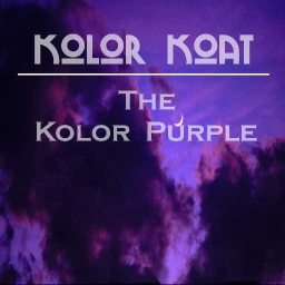 Cover of track KolorKoat - The Kolor Purple by KolorKoat