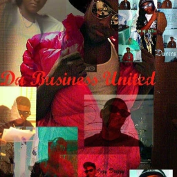 Cover of track Da Business United by DBE
