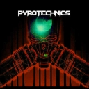 Cover of track Pyrotechnics by Metryk