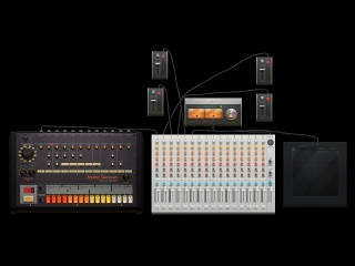 Cover of track (YY)+(YY) by Moises Silva
