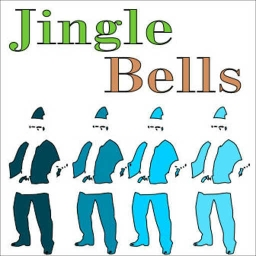 Cover of track Jingle Bells (DancefloorWhore's LOsT iT Remix) by The Bootleg Sampler