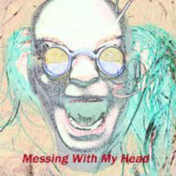 Cover of track mess'en with my head by NIGHTFALL430
