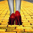 Cover of track YellowBrickRoad by KrazieKammie