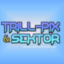 Cover of track Trill-Pix & Sektor - Christmas (Reflections Mix) by Sektor