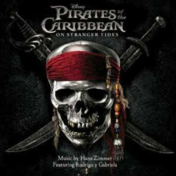 Cover of track Pirates of the Carribean (okayyy mix) by okayyy