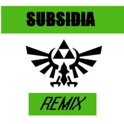 Cover of track The Legend of Zelda Main Theme (Subsidia Remix) by SPINACH (subsy)