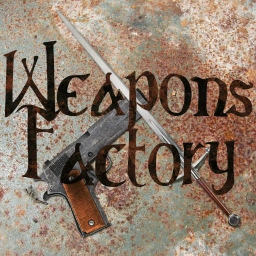 Cover of track Weapons Factory ft. AW35UM by ClickZ