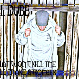 Cover of track IM GETTIN MONEY FINISHED by M.I. Dubb