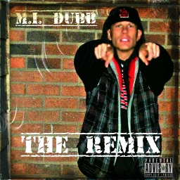 Cover of track DRUG draft fin by M.I. Dubb