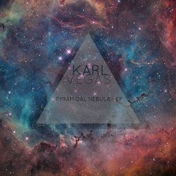 Cover of track Pyramidal Nebula by Karl Vegas