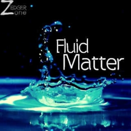 Cover of track Fluid Matter by ZZ Sound