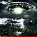 Cover of track UFO(Fall Of Mankind) by Anonymous