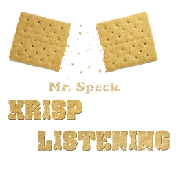 Cover of track Krisp Listening by Mr. Speck