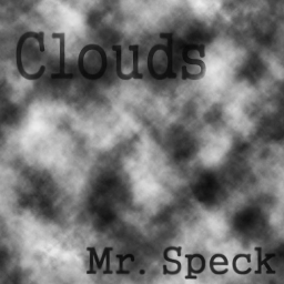 Cover of track Clouds by Mr. Speck
