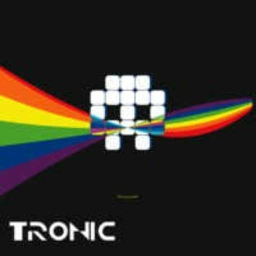 Cover of track wrap around by Tronic22
