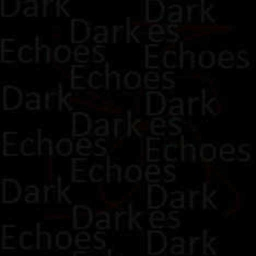 Cover of track Dark Echoes by Zixeba